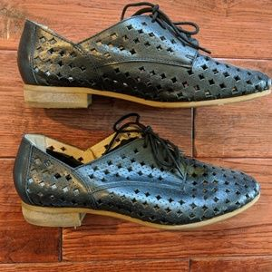 Seychelles Oxford shoes